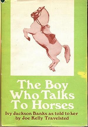 Boy Who Talks to Horses, The: Banks, Ivy Jackson