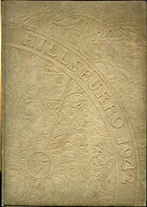 1942 Hillsboro High Yearbook, Nashville, TN: The Hillsburro by No author listed by No author listed...