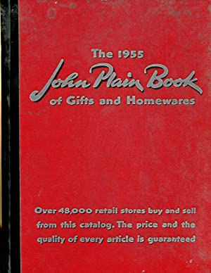 The 1955 John Plain Book of Gifts and Homewares: n/a