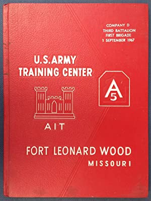 U.S. Army Training Center, Fort Leonard Wood,: listed, No author