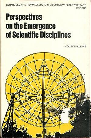 Perspectives on the emergence of scientific disciplines (Publications - Maison des sciences de l&#...