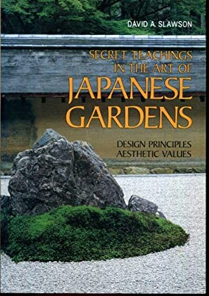 The Architecture of the Japanese Garden: Right: Nitschke, G.
