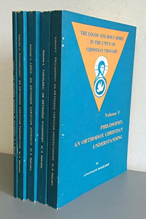 The Logos and Holy Spirit in the Unity of Christian Thought Complete in Five Volumes: Makrakis, ...