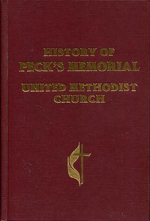 History of Pecks Memorial United Methodist Church: Wilkinson, Catherine