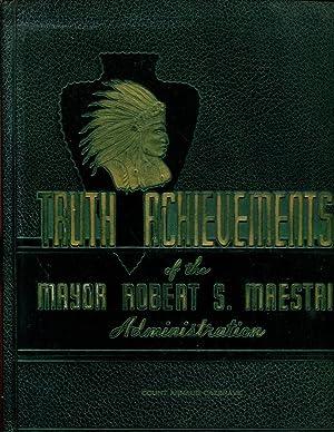 Truth Achievements of the Mayor Robert S. Maestri Admin Official Choctaw Club Pub: Keeling, James B