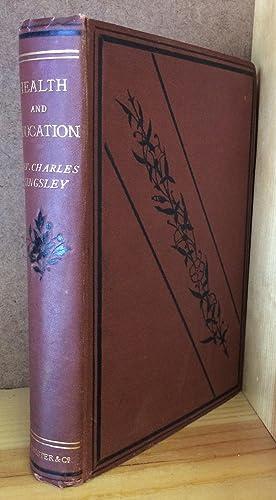 Health And Education: Kingsley, Charles