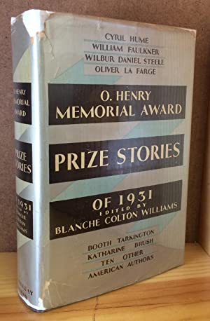 O. Henry Memorial Award Prize Stories of 1931