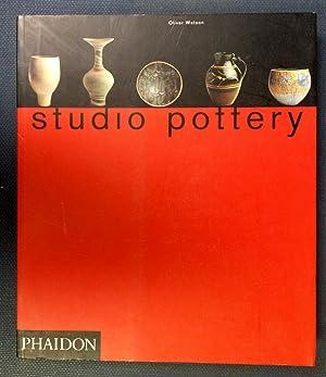 Studio Pottery: Watson, Oliver