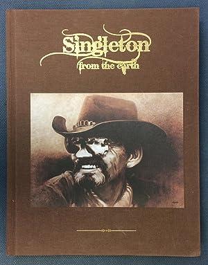 Singleton From the Earth: Gib Singleton, Sculptor: Gib Singleton, Hanna