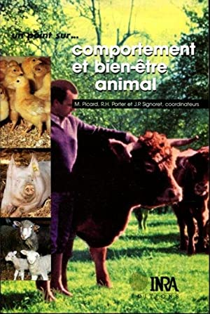 Comportement et bien-etre animal (French Edition)