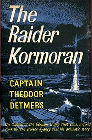 The Raider Kormoran: Detmers, Theodor
