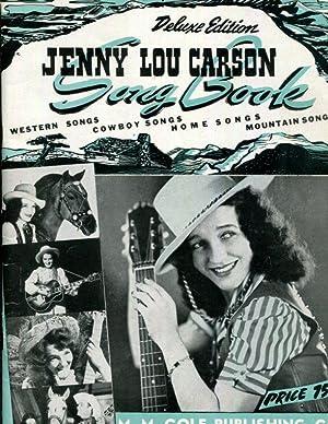 Jenny Lou Carson Song Book: Carson, Jenny Lou