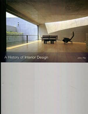 A history of interior design by john pile abebooks for History of interior design book