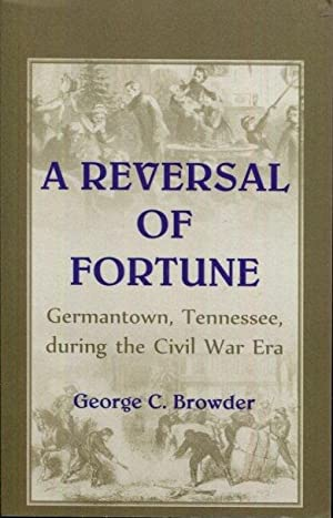 0788455974: : Germantown, Tennessee, during the Civil War Era