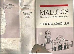 Malolos - The Crisis of the Republic: Agoncillo, Teodoro A