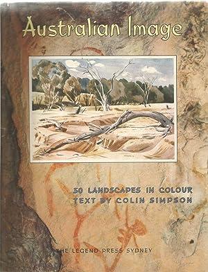 Australian Image - 50 landscapes in colour: Colin Simpson