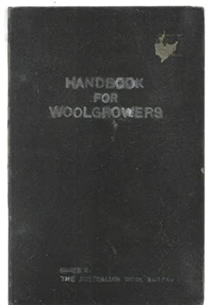 Handbook for Woolgrowers