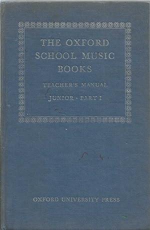 The Oxford School Music Books Teacher's Manual: Roger Fiske and