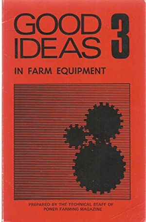 Good Ideas in Farm Equipment 3