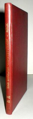 The Principles of the English Constitution. .: HICK, W. D.