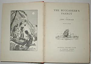The buccaneer's parrot. Illustrated by Glossop. [With a jig-saw puzzle.]