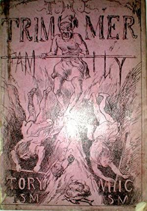 The Trimmer Family, . With original illustrations in pen and ink, by the author.