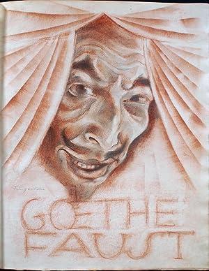 Faust. Der Tragödie erster Teil.: Goethe, Johann Wolfgang