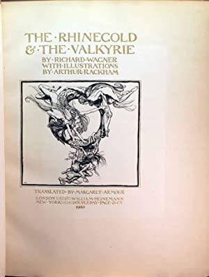 The Rhinegold & the Valkyrie. The ring: Wagner, Richard; Margaret
