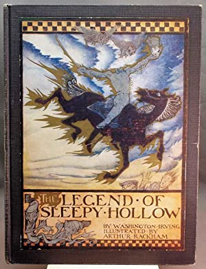 The legend of Sleepy Hollow. Illustrated by: Irving, Washington.
