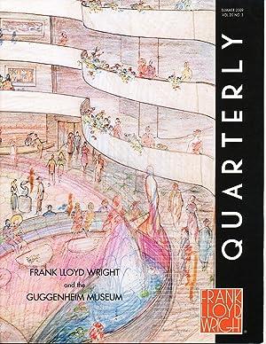 Frank Lloyd Wright Quarterly - Summer 2009