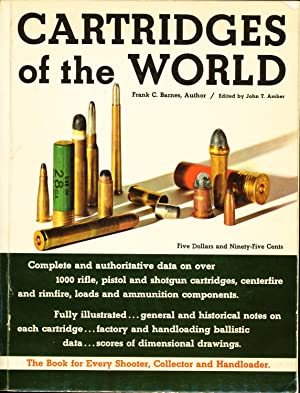 Cartridges of the World: Barnes, Frank C.