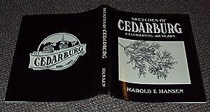 Sketches of Cedarburg; Celebrating 100 Years: Hansen, Harold E.