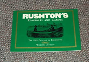 Rowboats and Canoes: Rushton's: Crowley, William