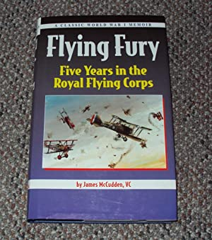 Flying Fury, Five Years in the Royal: McCudden, James