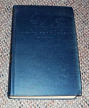 Fundamentals of Social Psychology: Hartley, Eugene L.