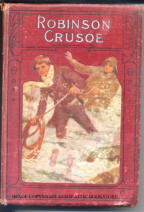 a report on daniel defoes robinson crusoe The robinson crusoe pdf link is available here it is one of the oldest novels of the english language it had been written by daniel defoe.