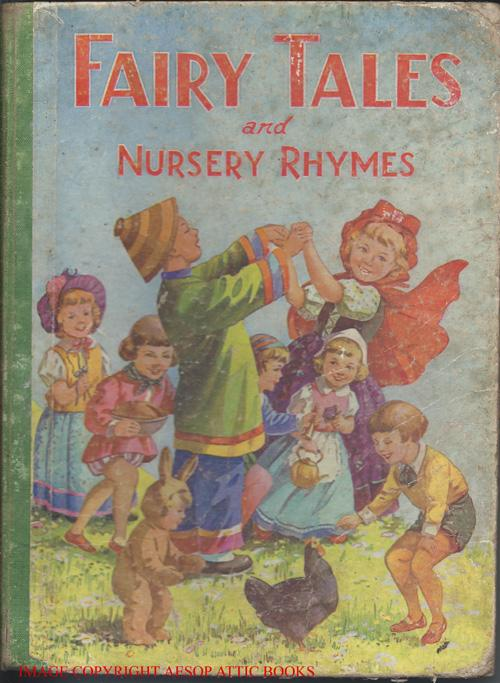 Fairy Tales And Nursery Rhymes