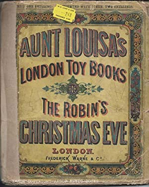 AUNT LOUISA'S LONDON TOY BOOKS : THE