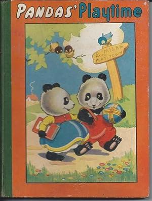 Pandas' Playtime