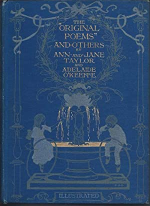 """THE """" ORIGINAL POEMS """" AND OTHERS: Taylor, Ann &"""