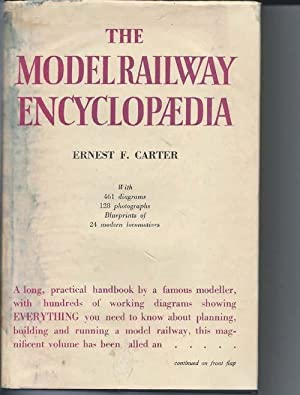 THE MODEL RAILWAY ENCYCLOPAEDIA : With 461: Carter, Ernest F
