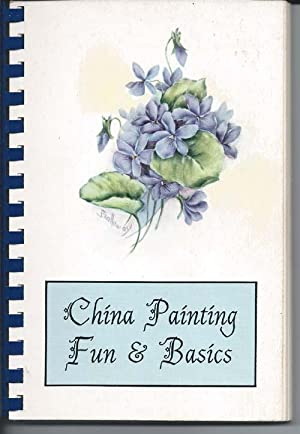 CHINA PAINTING - Fun & Basics