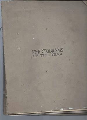 Photograms of the Year 1928 : The Annual Review for 1929 of the World's Pictorial Photographic Work