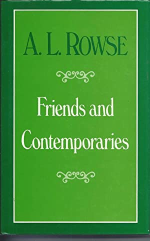 Friends and Contemporaries