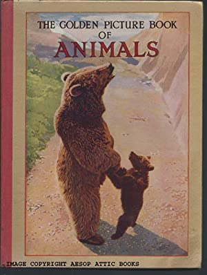 The Golden Picture Book of Animals