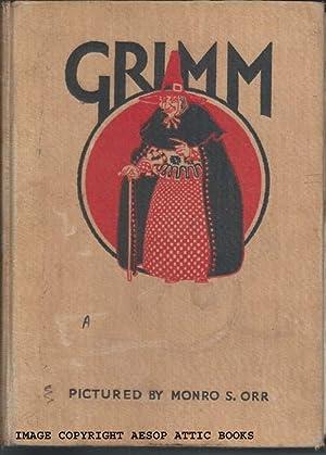 Grimm's Fairy Tales: Brothers Grimm ( Monro S. Orr Illus. )