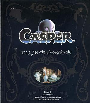 CASPER, The Movie Story Book: Leslie McGuire