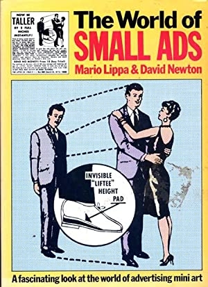 The World of Small Ads, a Fascinating Look at the World of Advertising Mini Art: Mario Lippa & ...