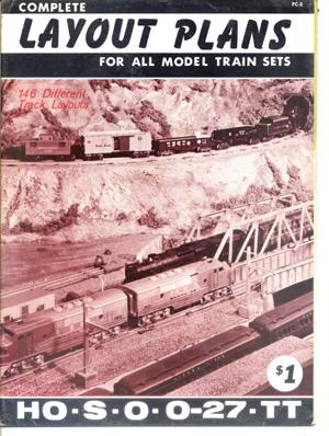 Complete Layout Plans for All Model Train