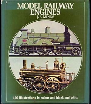 Model Railway Engines: Minnis, J. E.